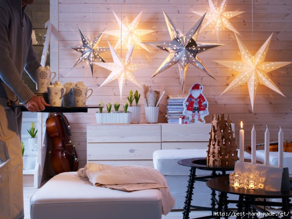 Christmas-Themed-Lounge-Area-with-Candle-Light-and-Star-Light-600x450 (600x450, 160Kb)