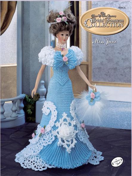 Идеи платьев для кукол барби