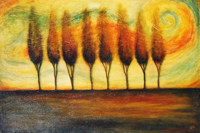Деревья на ветру (669x444, 36Kb)