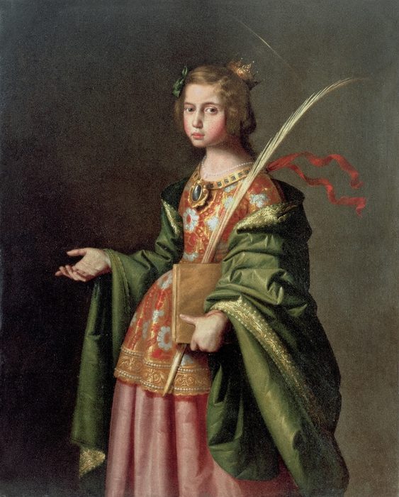 Francisco_de_Zurbarán_-_Saint_Elizabeth_of_Thuringia_-_Google_Art_Project (563x700, 316Kb)