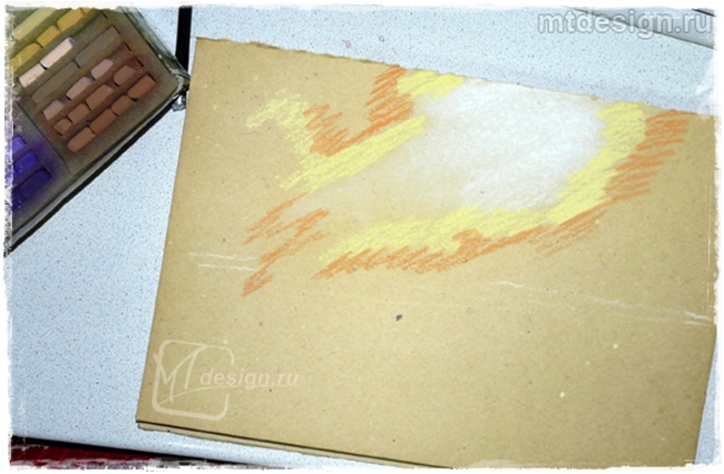 Видео как рисовать пастелью для начинающих сухой поэтапно