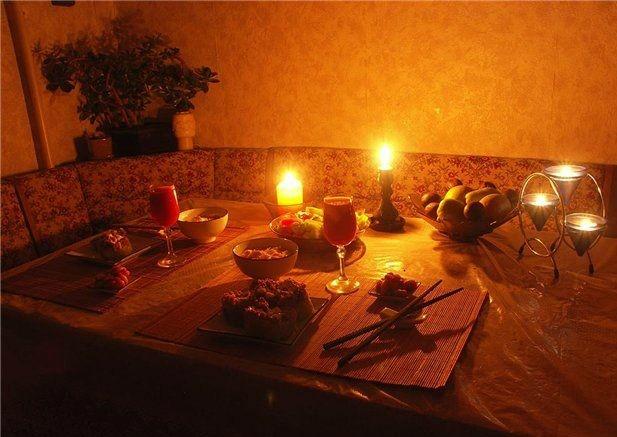 Романтик в домашних условиях для любимой
