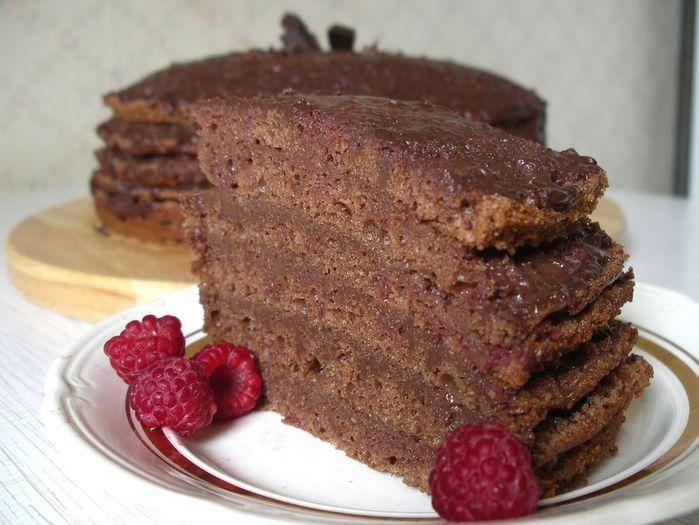 Домашние тортики с фото