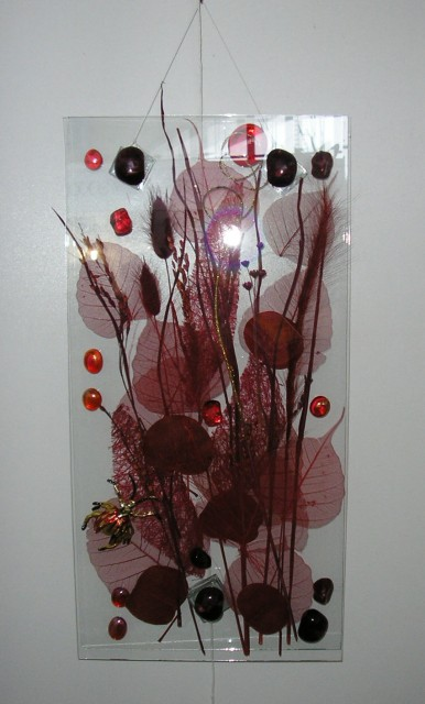 композиции из сухих цветов фото: