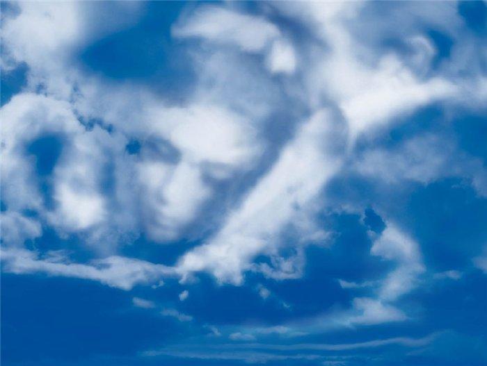 Фото рай на небесах
