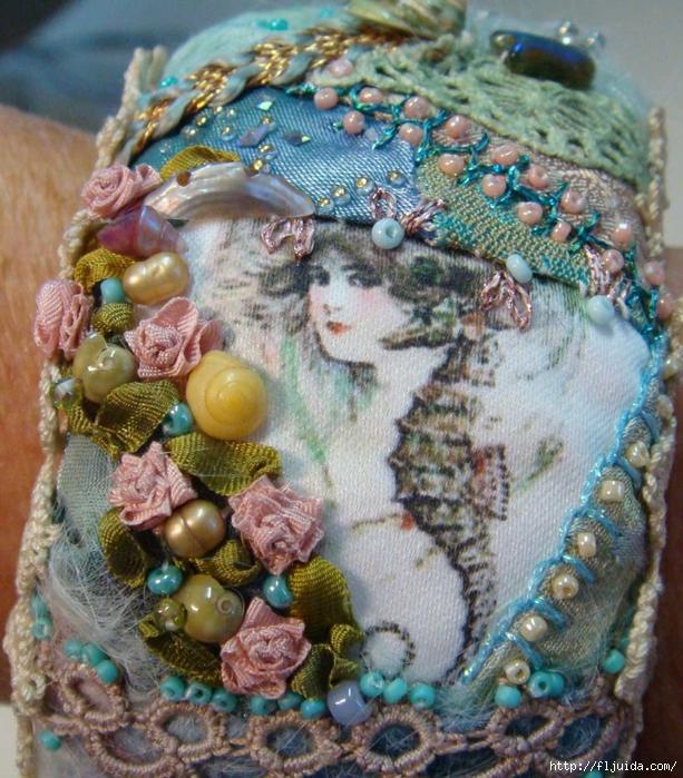 sea bracelet 004 (613x700, 405Kb)