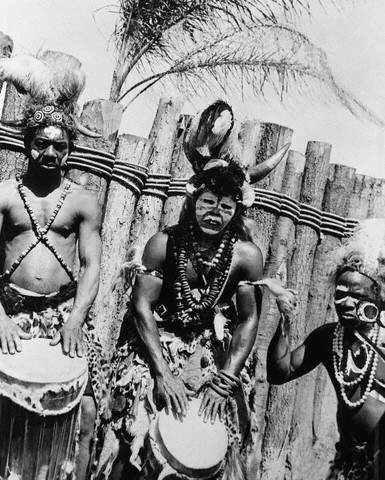 Культ африканской магии