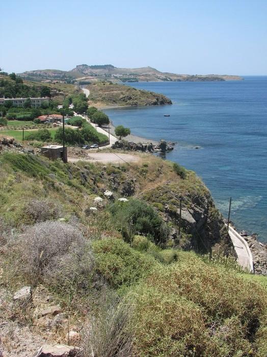 Остров Лесбос - Остров одетый в зелень сосен, оливковых деревьев и дубов. Часть 2 86148