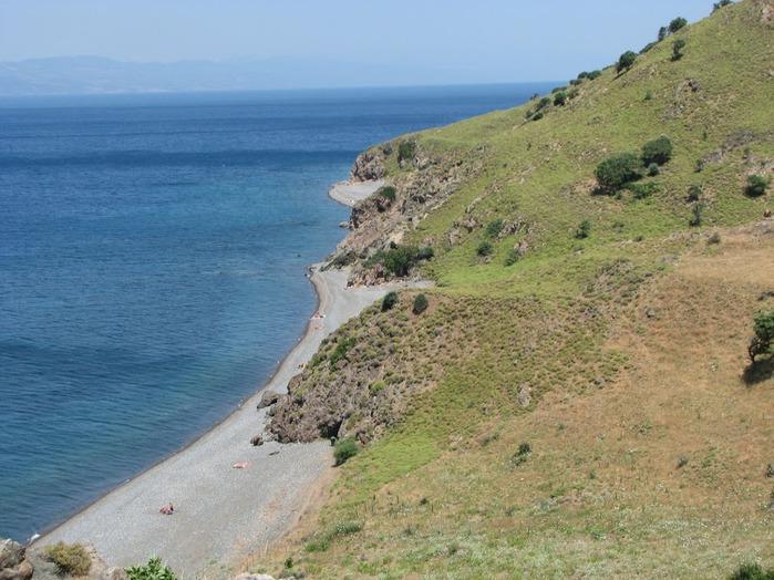 Остров Лесбос - Остров одетый в зелень сосен, оливковых деревьев и дубов. Часть 2 21623