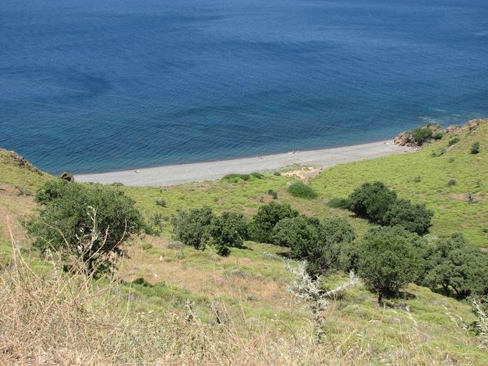 Остров Лесбос - Остров одетый в зелень сосен, оливковых деревьев и дубов. Часть 2 76769