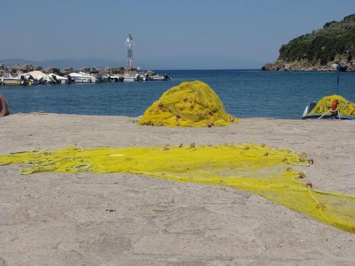Остров Лесбос - Остров одетый в зелень сосен, оливковых деревьев и дубов. Часть 2 46990