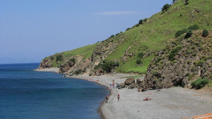 Остров Лесбос - Остров одетый в зелень сосен, оливковых деревьев и дубов. Часть 2 21417