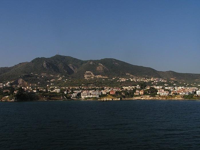 Остров Лесбос - Остров одетый в зелень сосен, оливковых деревьев и дубов. Часть 2 38673