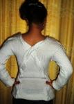 Превью Эффектный белый пуловер2 (500x700, 268Kb)