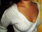 Превью Эффектный белый пуловер4 (700x530, 296Kb)