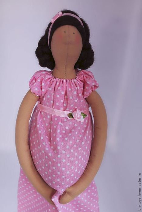 Кукла беременная кукла своими руками