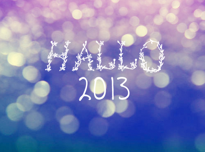 Hallo 2013 - The secret is to dream blog (677x500, 202Kb)