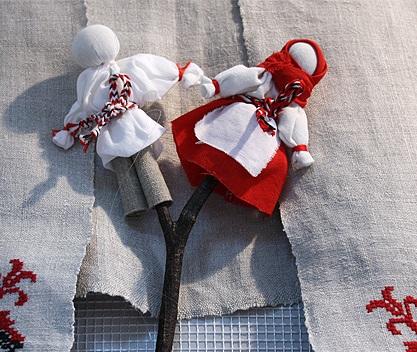 Славянские куколки обереги - Куклы