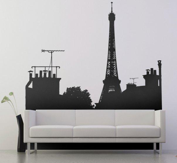 Черно белое фото на стену
