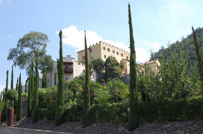 Сады замка Траутмансдорф 34441
