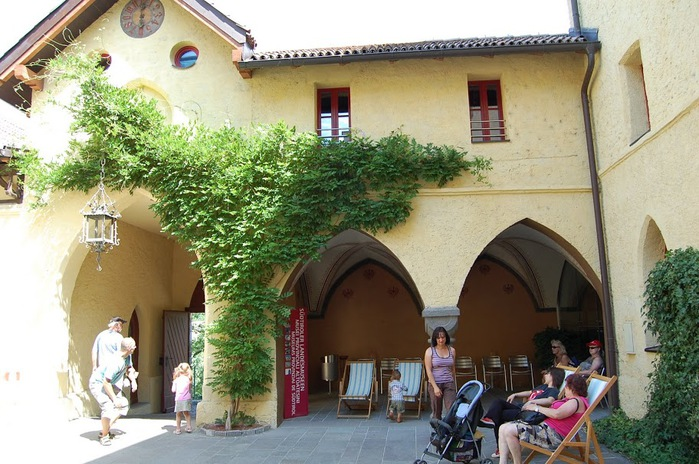 Сады замка Траутмансдорф 41964