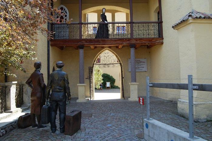 Сады замка Траутмансдорф 35544