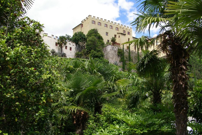 Сады замка Траутмансдорф 97722