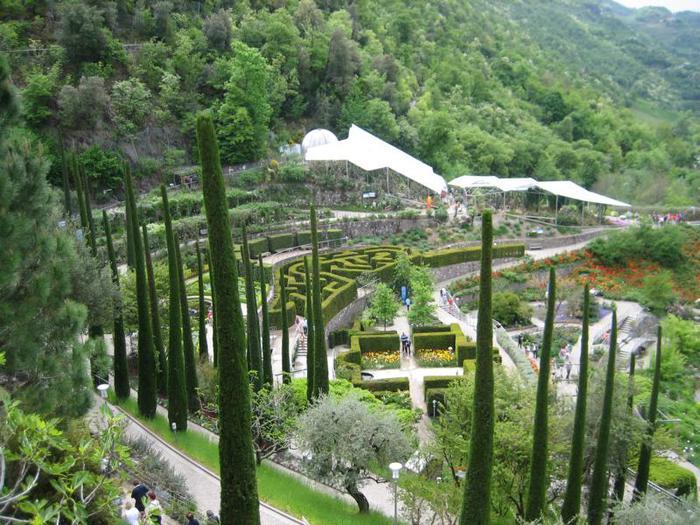 Сады замка Траутмансдорф 37513