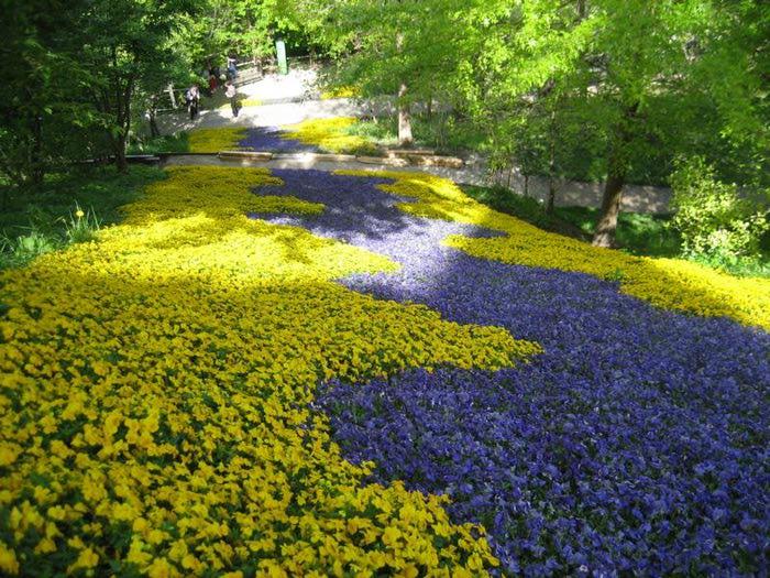 Сады замка Траутмансдорф 45264