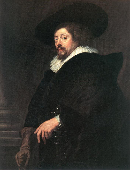 Rubens Self Portrait 1639  (537x700, 226Kb)