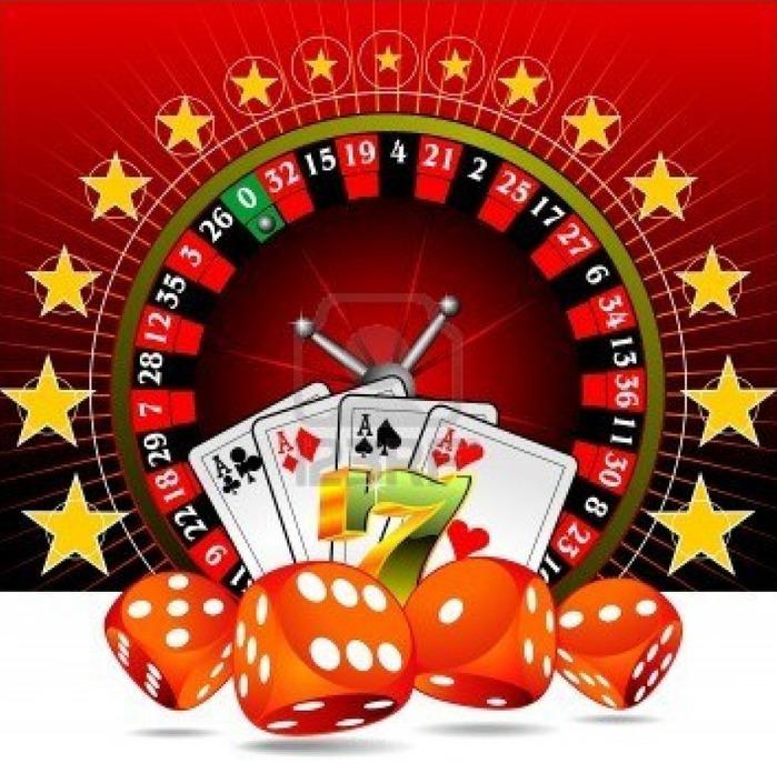 Онлайн казино нам в радость дано!