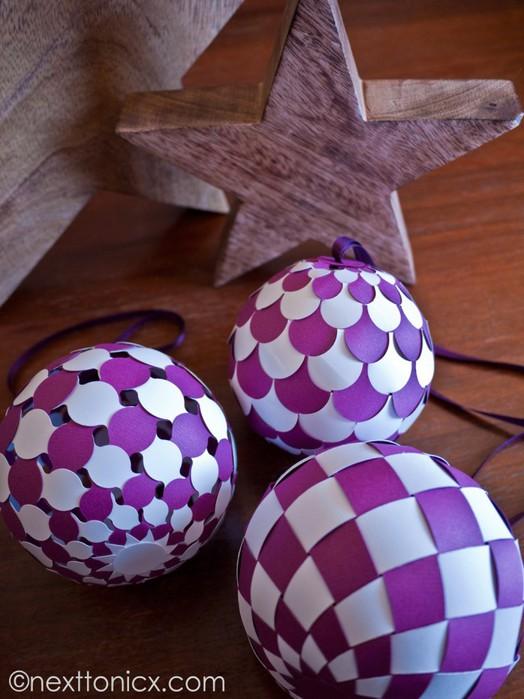 плетения этих шариков