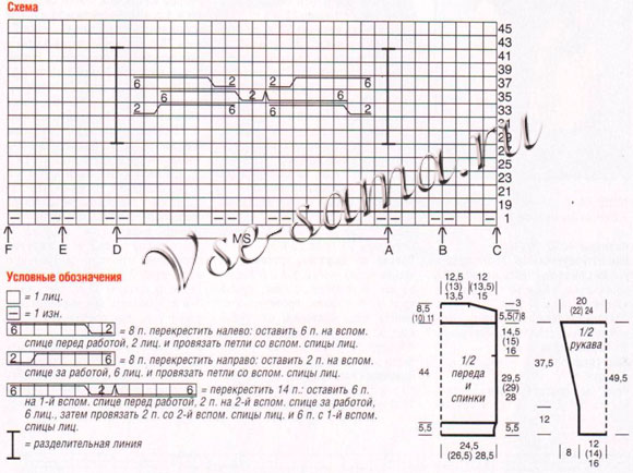 ZHeltyi-pulover-s-uzorom-iz-qos-ch (580x434, 67Kb)