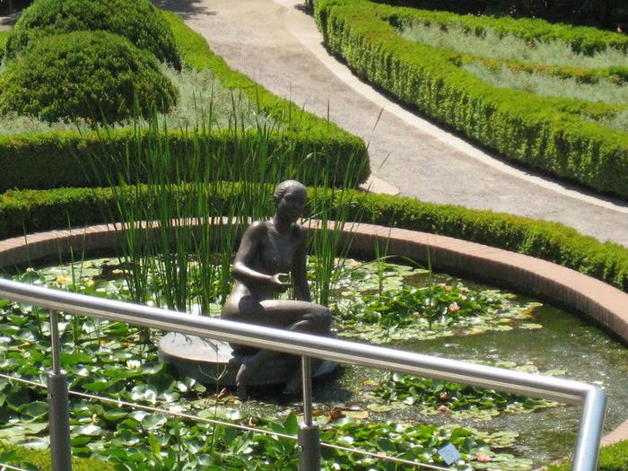Сады замка Траутмансдорф 99881