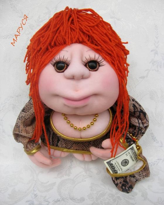 Кукла попика мастер класс 173