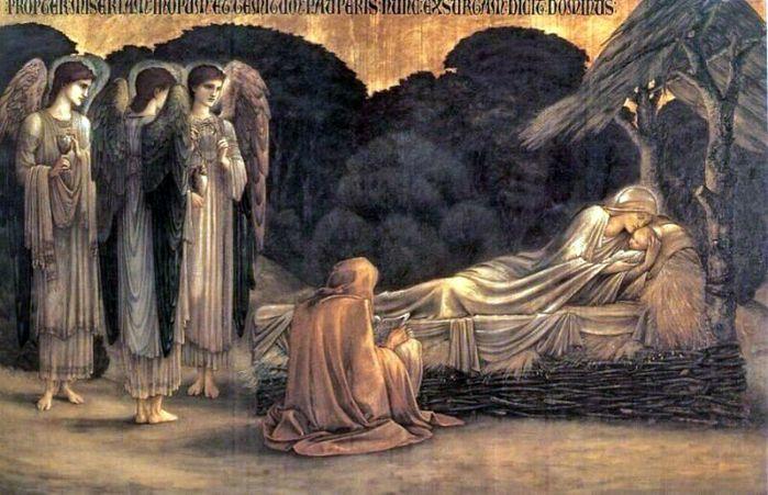 Edward-Burne-Jones_1 (700x451, 71Kb)