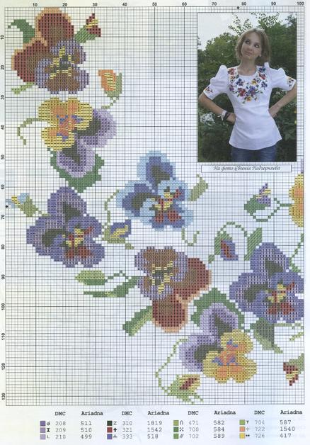 женские вышиванки - Самое