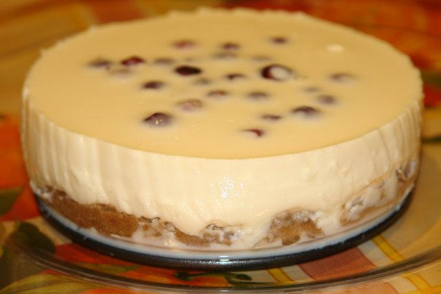 Торт из творога без выпечки рецепт в домашних условиях