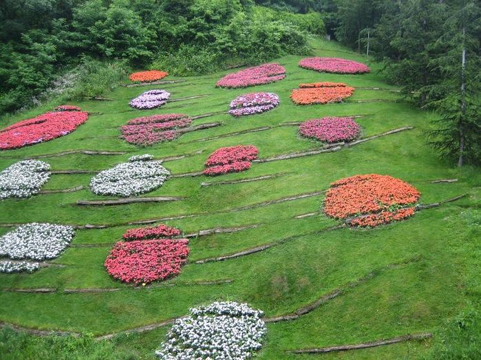 Сады замка Траутмансдорф 35029
