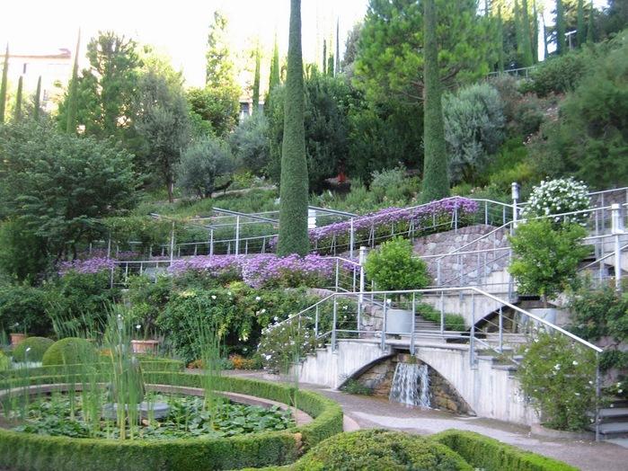 Сады замка Траутмансдорф 77995