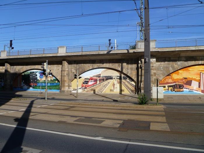 Граффити города Дрезден- часть 1. 54659