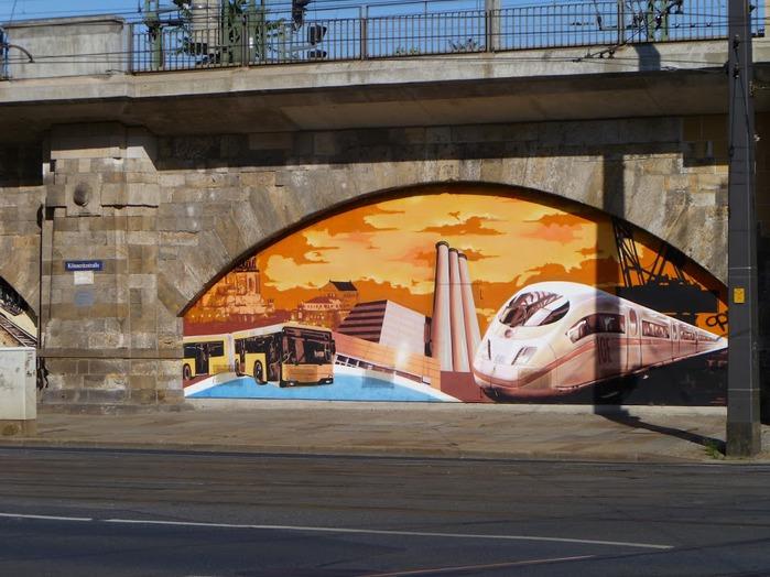 Граффити города Дрезден- часть 1. 52429