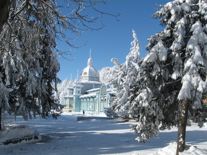 Пушкинская галерея зимой в Железноводске сквозь деревья/1357655730_IMG_0966 (700x525, 240Kb)
