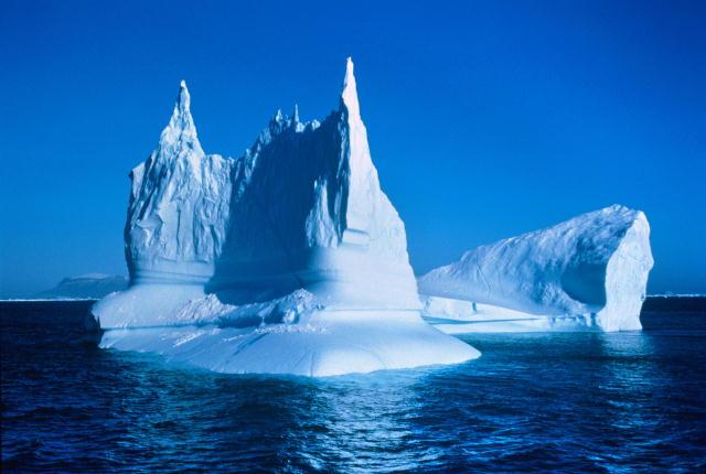 Фото красивые айсберги