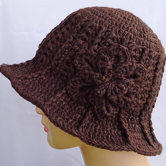 Вязание шляпок видео