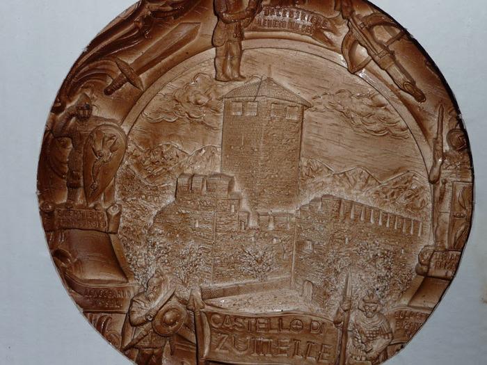Замок Зумелле - Castello di Zumelle 77983