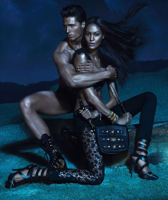 Versace модная летняя коллекция (589x700, 142Kb)