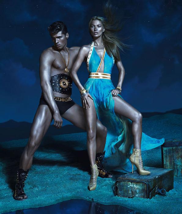 Versace модная летняя коллекция 6 (595x700, 135Kb)