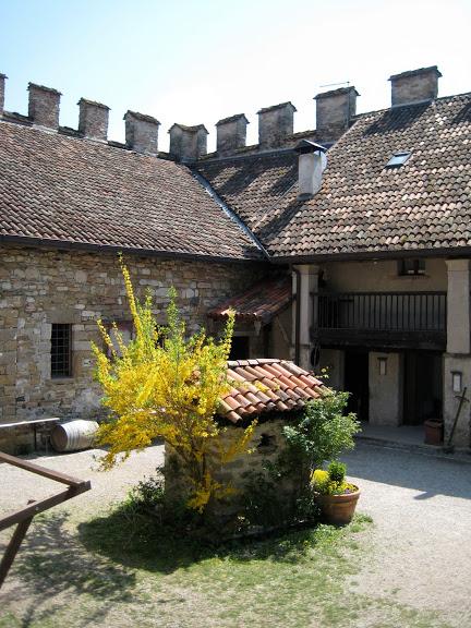 Замок Зумелле - Castello di Zumelle 85003