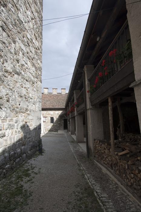 Замок Зумелле - Castello di Zumelle 77518